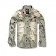 Рубашка Brandit Hardee M Зеленый (4018.9)