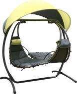 Гойдалка Indigo Олівія з 2 окремими сидіннями 200x216x245 см