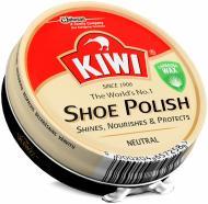 Крем для взуття Kiwi Shoe Polish 50 мл нейтральний