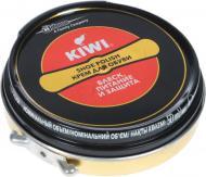Крем для взуття Kiwi Shoe Polish 50 мл чорний