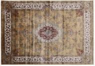 Килим Roger Vanden Berghe Silk Yakut light brown N4 1208 1,6x2,3 м