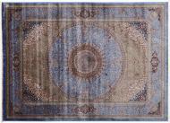 Килим Roger Vanden Berghe Silk Yakut sky blue N5 1204 2x3 м