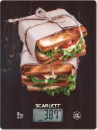 Весы кухонные Scarlett SC-KS57P56 Сендвич