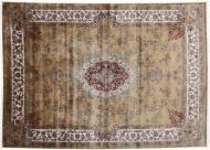Килим Roger Vanden Berghe Silk Yakut light brown N4 1208 2x3 м