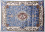 Килим Roger Vanden Berghe Silk Yakut sky blue N5 1208 2x3 м