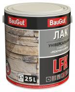Лак універсальний LFK мокрий камінь BauGut глянець 2,5 л прозорий