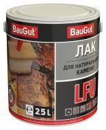 Лак для натурального каменю LFU BauGut напівмат 2,5 л прозорий