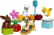Конструктор LEGO Duplo Домашние питомцы 10838