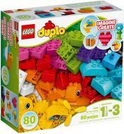 Конструктор LEGO Duplo Мої перші кубики 10848