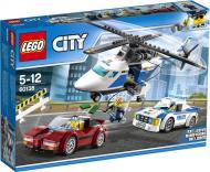 Конструктор LEGO City Високошвидкісне переслідування 60138