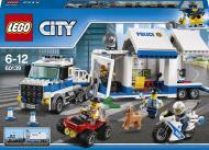 Конструктор LEGO City Мобільний командний центр 60139