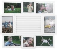 Колаж з дошкою для нотаток на 8 фото 10x15/10x10 см