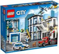Конструктор LEGO City Відділок поліції 60141