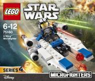 Конструктор LEGO Star Wars Микроистребитель U-Wing 75160
