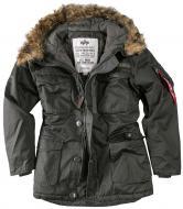 Куртка-парка Alpha Industries Mountain XL Grey