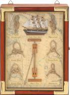 Ключниця Cutty Sark 3325A