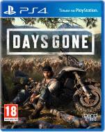 Гра Sony Days Gone (PS4, російська версія)