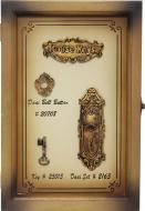 Ключниця 29x19x6,5 см 05B-239