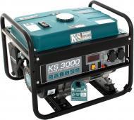 Генератор бензиновий Konner&Sohnen KS3000
