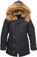 Куртка женская Alpha Industries Altitude M Blue