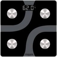 Смарт-весы Promate iScale Black
