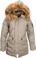 Куртка женская Alpha Industries Altitude S green