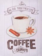 Картина Coffee 30x40 см