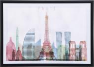 Картина Париж 50x70 см