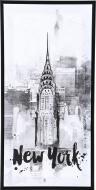 Картина Нью-Йорк 40x80 см