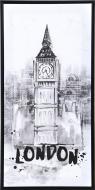 Картина Лондон 40x80 см
