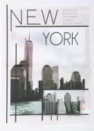 Картина Нью Йорк 50x70 см