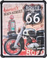 Картина Мотоцикл 40x50 см
