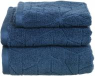 Полотенце махровое Roxy 30x50 см сине-зеленый La Nuit