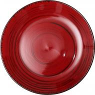 Тарелка обеденная Antique Red 27 см Bella Vita