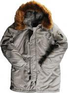 Куртка женская Alpha Industries Daria L Grey