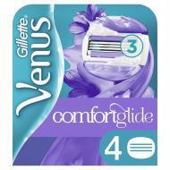Змінний картридж Gillette Venus ComfortGlide Breeze 4 шт.