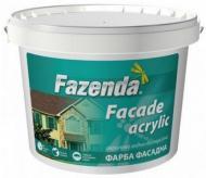 Фарба фасадна акрилова Fazenda 1,2кг