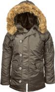 Куртка женская Alpha Industries N-3B Down XL Grey