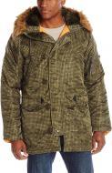 Куртка-парка Alpha Industries N-3B Slim Fit XL camouflage