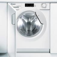 Вбудовувана пральна машина з сушкою Candy CBWD 8514D-S