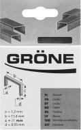 Скоби для ручного степлера Grone 20 мм 500 шт. 2553-820820
