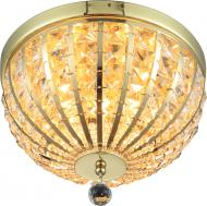 Люстра стельова Altalusse 4x40 Вт E14 золото INL-1132C-04