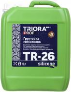 Грунтовка универсальная Triora TR-26 silicone 5 л