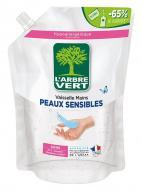 Засіб для ручного миття посуду L'Arbre Vert Чутлива шкіра 1л