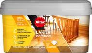 Лак паркетний Altax напівмат 0,75 л прозорий