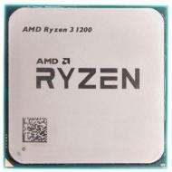 Процесор AMD Ryzen 3 1200 3,2 GHz Socket AM4 Tray (YD1200BBM4KAF)