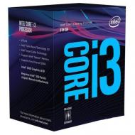 Процесор Intel i3-8100 3,6 GHz Socket 1151 Box (BX80684I38100)