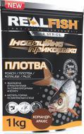 Прикормка RealFish 1000 г арахіс плотва