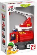 Пожежна машинка Multigo 2 в 1 (27324)