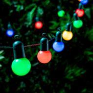 Лампа світлодіодна LightMaster LB-548 зелена G45 230 В 1 Вт E27